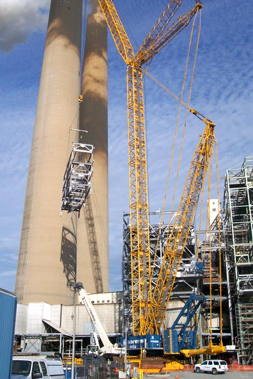 Cool and Unusual Cranes and Lifts: Barth Crane Inspections LLC