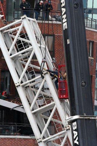 Tower Crane Accidents Photos And Descriptions Barth Crane